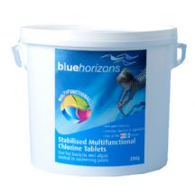 Blue Horizons Multi-Function 200g Chlorine Tablets 5kg